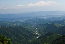 环保之旅天目山站