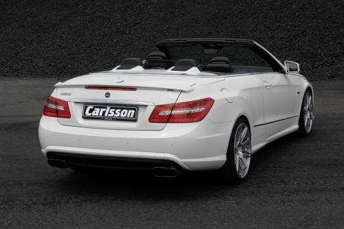 德意志式的狂野 奔驰E350 CDI敞篷跑车最新改装高清图片